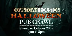 Halloween Pub Crawl Downtown