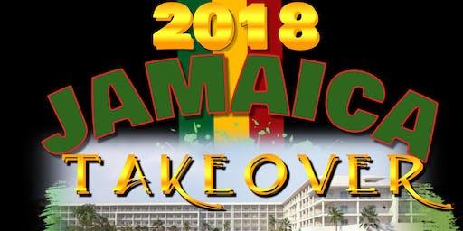 Elite Professional Jamaica Takeover 2018