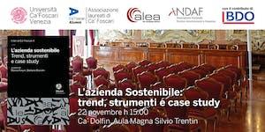 L'azienda sostenibile: Trend, strumenti e case study