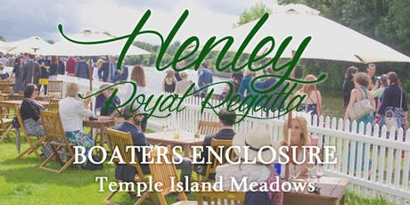 Henley Regatta Hospitality - Boaters Enclosure Packages tickets