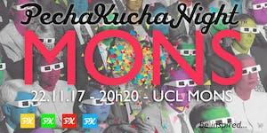 15th Pechakucha Mons Night - Celebrating Culture!