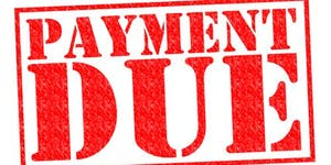 MAKE-UP PAYMENTS FOR NEWARK SEPTEMBER 2017 MEETING