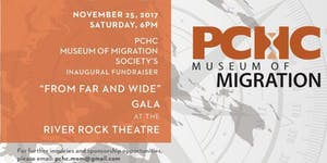 "PCHC-MoM ""From Far And Wide"" Inaugural Gala"