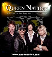 "Queen Nation - ""A Tribute to The Music of Queen"""