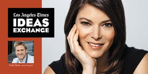 Los Angeles Times Ideas Exchange with Gail Simmons and ...