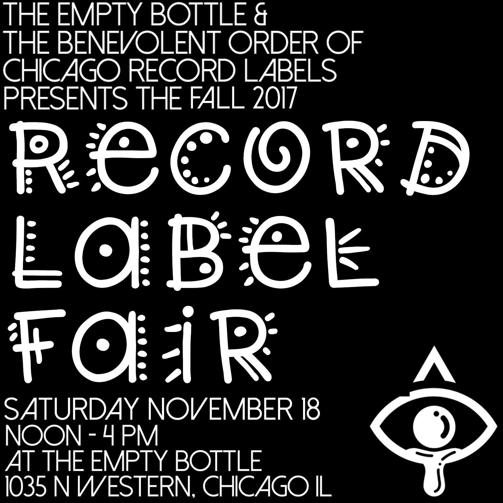 Fall Record Label Fair