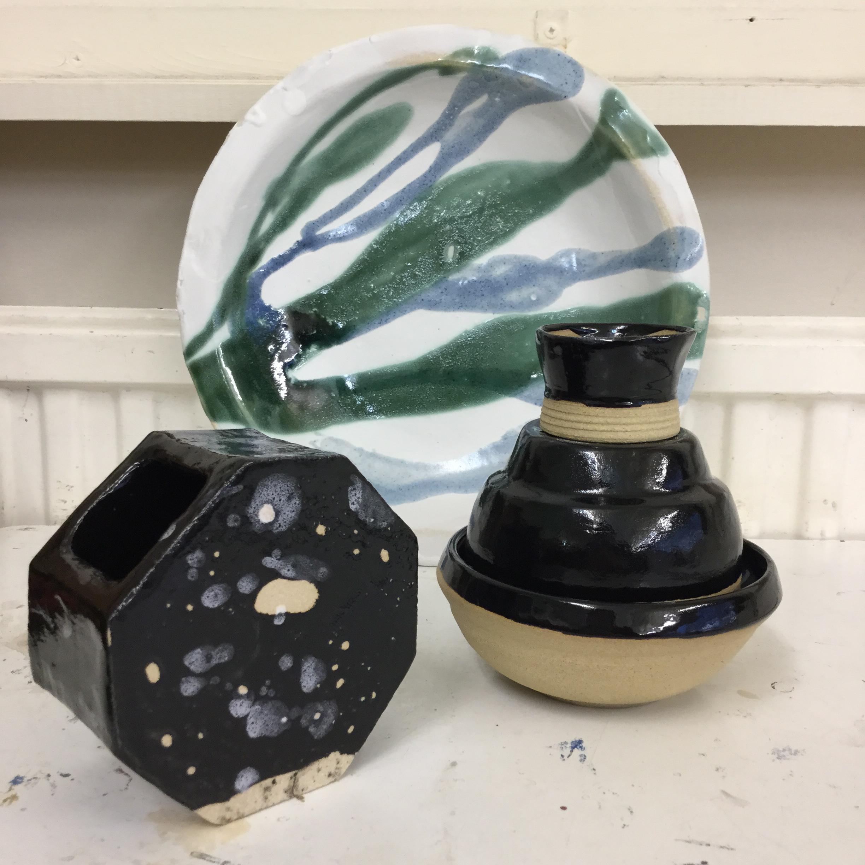 Ceramic Handbuilding (Mondays) - February @ 7