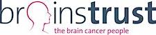 brainstrust - the brain cancer people logo