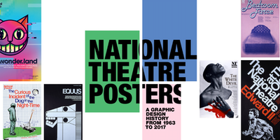 Designing for the National Theatre: a Cass Hothouse Visual Communications talk
