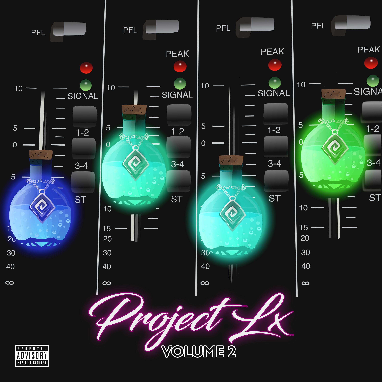 Project LX Vol. 2 Release Party   Atlanta, Georgia   Trinity Ave Studios   December 8, 2017
