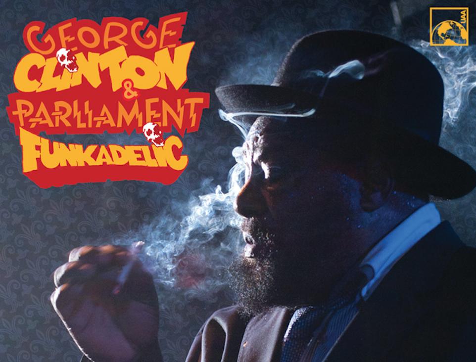 George Clinton & Parliament Funkadelic: Mardi Gras Madness Tour