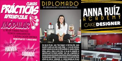 Inscripción Diplomado (SABADO) Febrero - Junio 2018 en Anna Ruíz Store