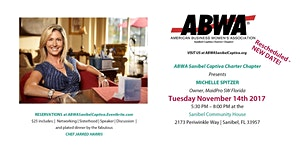 RESCHEDULED for Nov 14th – Michelle Spitzer, MaidPro...