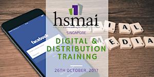 HSMAI Digital Hotel Training - Singapore