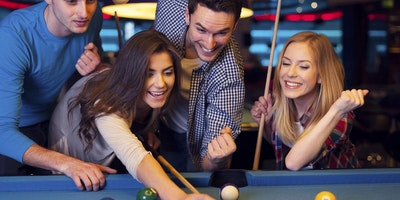 RECENT GRADS: Pool at Billiard Palacade