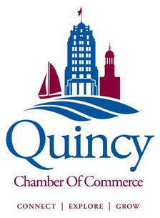 Quincy Chamber of Commerce logo