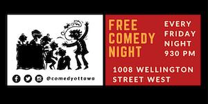 Comedy Night in Hintonburg