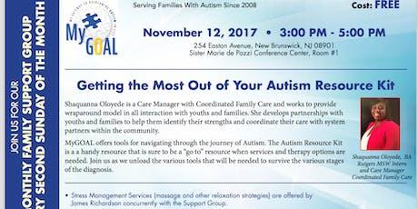 MyGOAL Autism Events | Eventbrite