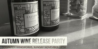 Fallon Place Autumn Wine Release Party