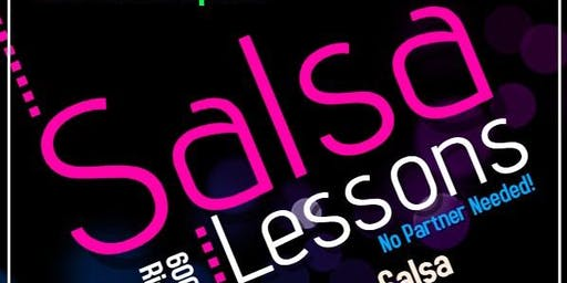 Intermediate Level Salsa Classes Now Forming on Mondays!