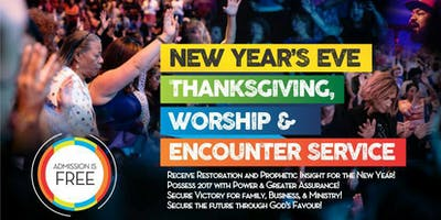 CONNECT AND ENCOUNTER GOD IN A WORSHIP EXPERIENCE
