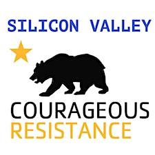 Silicon Valley Courageous Resistance logo