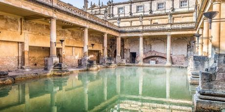 Bath Treasure Hunt with 20% off at the finishing Treasure (the pub)