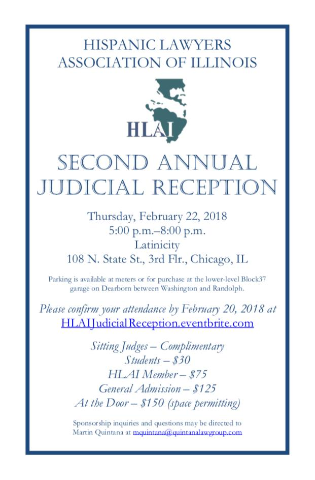Hispanic Lawyers Association of Illinois (HLA