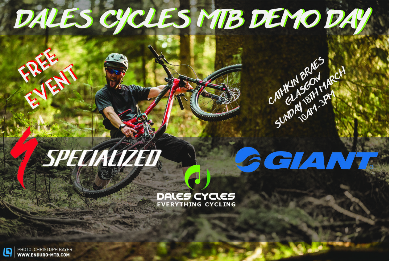 Dales Cycles Specialized and Giant Demo Day