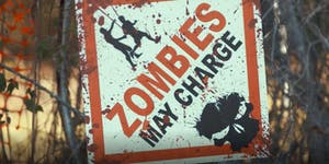 ZOMBIE CHARGE - AUSTIN - OCTOBER 27th, 2018