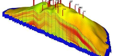 Reservoir Simulation - Fundamentals: Perth tickets