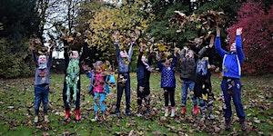 Stanley Park's Hallowe'en Forest School 2017