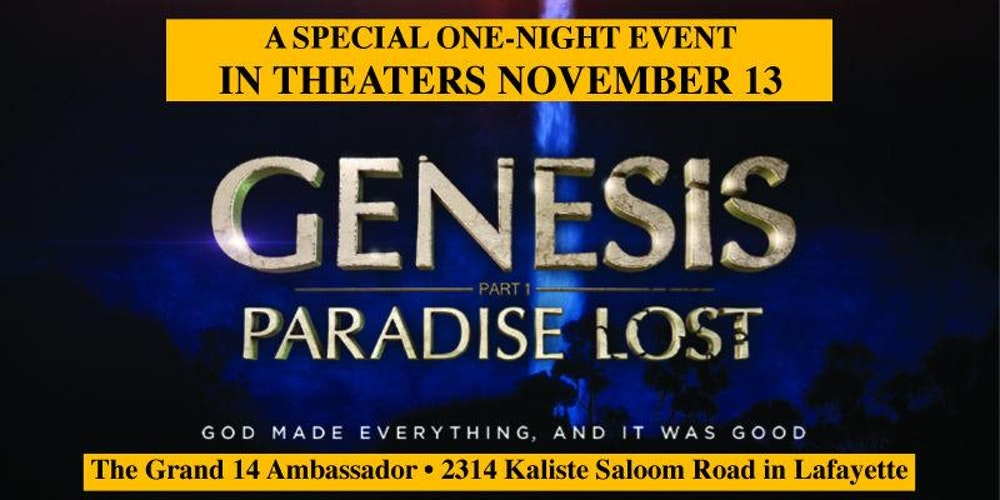 "paradise lost vs genesis the Paradise lost vsgenesis 3:1-6 in the book of genesis 3:1-6, the passage teaches the story of how satan tempts eve into causing the act that leads to the ""fall of mankind."