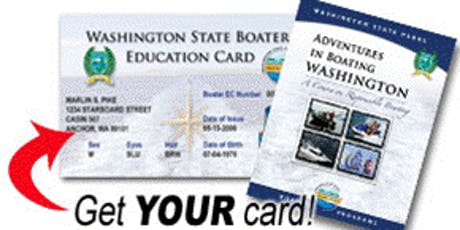 Copy of Grant County Sheriff's Office - Boater Education Course, Washington tickets