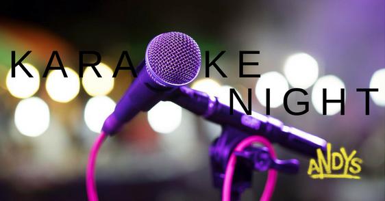 Karaoke with DJ Timewarp!