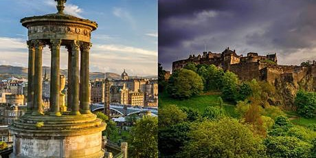Virus Safe Outdoor Edinburgh Treasure Hunt tickets
