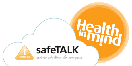 safeTALK 1/2 day course (26th November) tickets
