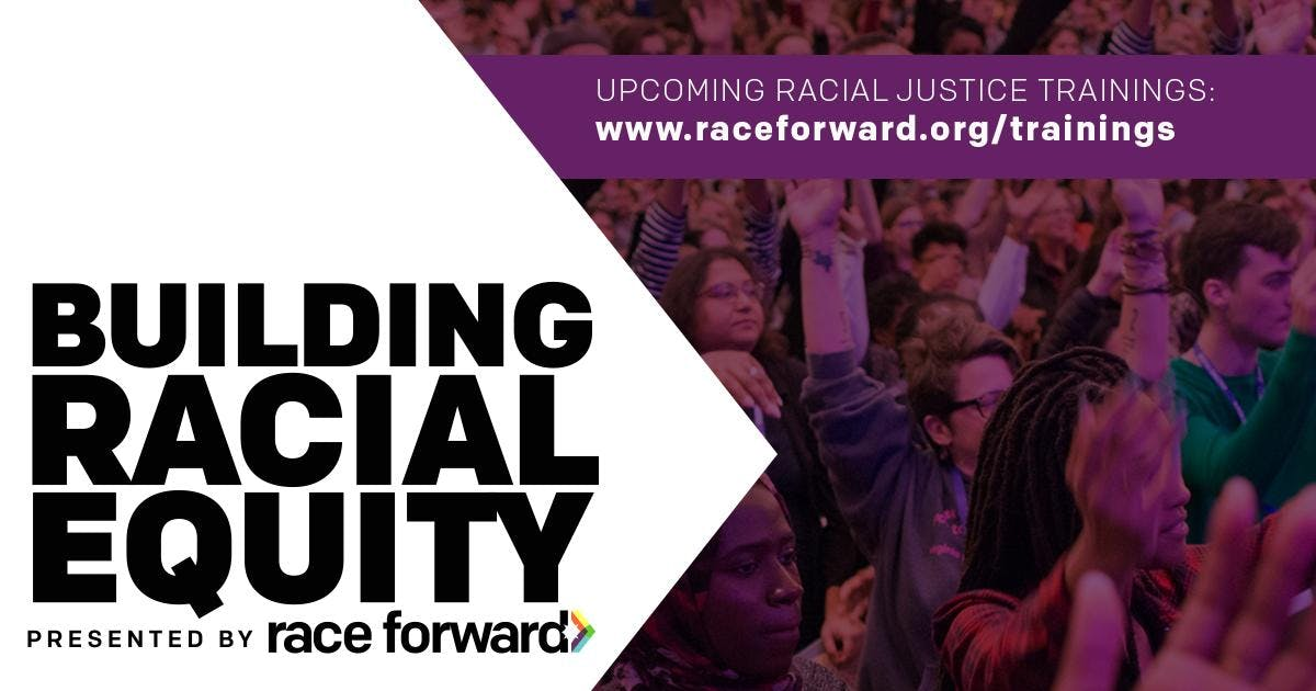 Building Racial Equity: Foundations - Oakland