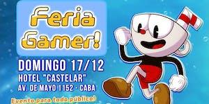 Feria Gamer! - Gaming Market / Evento Gamer Retro!
