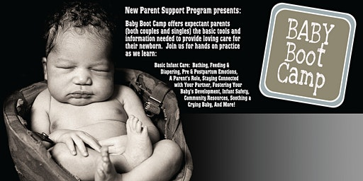 New Parent Support Program - Baby Boot Camp - Front Gate Location