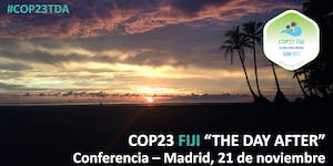 "COP23 Fiji: ""The Day After"""