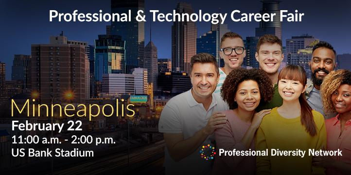 Minneapolis Professional & Technology Diversi