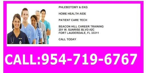 Patient Care Technician Training