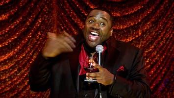 Comedian Corey Holcomb