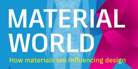 Design Night: MATERIAL WORLD tickets