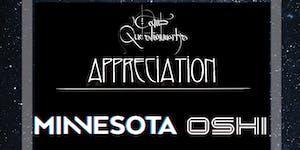 Camp Questionmark Appreciation ft MINNESOTA, OSHI &...