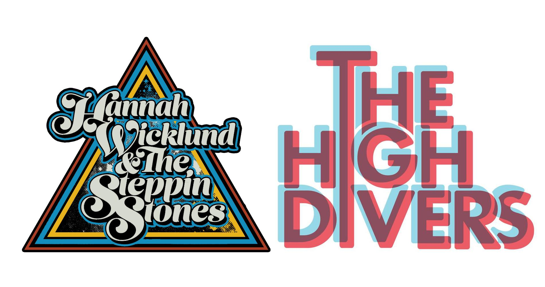 Sibling Rivalry Tour featuring Hannah Wicklund & The Steppin Stones and The High Divers