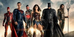 Justice League Advanced Screening with RESERVED...