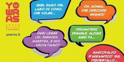 Presentazione Corso di lettura ad alta voce per insegnanti