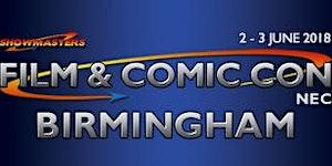Collectormania 25: Film & Comic Con Birmingham 2018